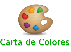 Icono carta de colores